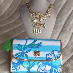 Lilly Pulitzer Spring Fling Clutch